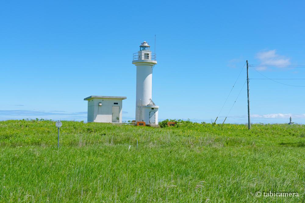 野付半島の灯台