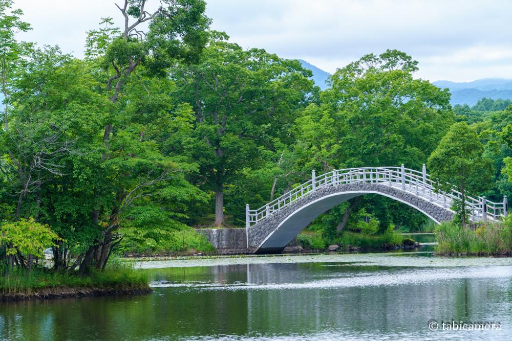 北海道道南 大沼公園
