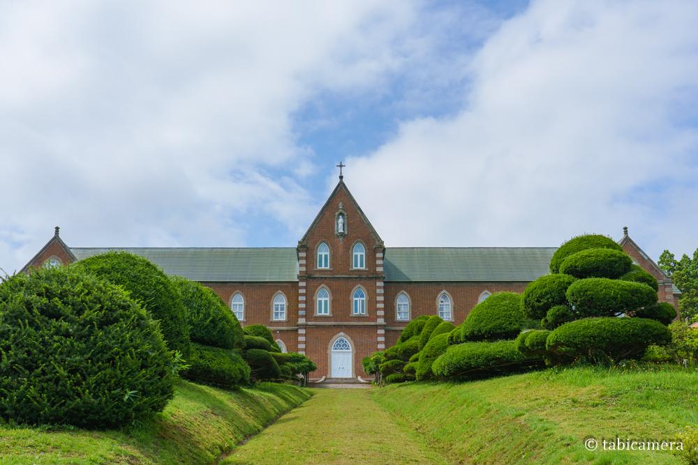北斗市 トラピスト修道院